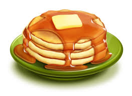 Ihop Free Halloween Pancakes 2012 by Pancake Stack Clip Art Food Pinterest Pancake Stack