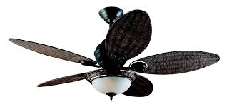Casablanca Ceiling Fans Uk by Hunter Caribbean Breeze Ceiling Fan U0026 Free Remote In Weathered Bronze