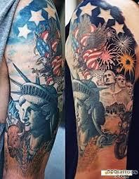 Patriotic Tattoos Photo Num 3764