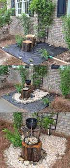 25+ Trending Wooded Backyard Landscape Ideas On Pinterest | Forest ... Best 25 Large Backyard Landscaping Ideas On Pinterest Cool Backyard Front Yard Landscape Dry Creek Bed Using Really Cool Limestone Diy Ideas For An Awesome Home Design 4 Tips To Start Building A Deck Deck Designs Rectangle Swimming Pool With Hot Tub Google Search Unique Kids Games Kids Outdoor Kitchen How To Design Great Yard Landscape Plants Fencing Fence