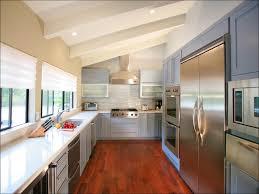 Schuler Cabinets Knotty Alder by Menards Pantry Cabinet Kitchen Butcher Block Countertops Menards