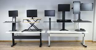 desk best standing desk converter 2016 workez standing desk