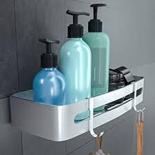 renfox duschregal ohne bohren duschkorb selbstklebend