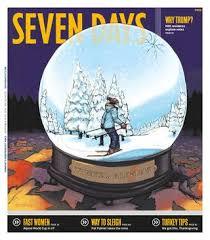 Seven Days November 16 2016 By