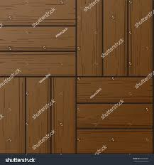 Wood Floor Tile Seamless Pattern Texture Background Vector