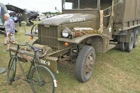 100 Deuce Truck GMC CCKW 2ton 6x6 Truck Or Andahalf US Army Cargo