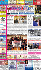 October 12, 2016 By Starr County Town Crier - Issuu
