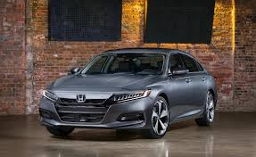 2018 Honda Accord Front Right s First 2018