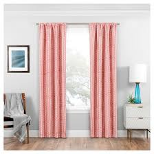 Target Eclipse Blackout Curtains by Naya Thermaweave Blackout Curtain Panel Eclipse Target