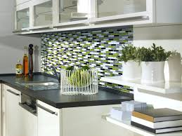 adhesive backsplash tiles for kitchen interior self adhesive wall