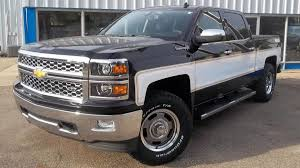 100 70s Chevy Trucks This Minnesota Dealership Gives New Silverados A Classic Makeover