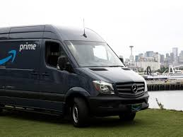 100 Ups Trucks For Sale Amazon Buys MercedesBenz Vans For Delivery Program