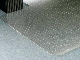 tapis de sol transparent pour bureau tapis de sol transparent pour bureau tapis de bureau avec picots
