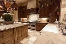 Kitchen Tile Backsplash Ideas With Dark Cabinets by 40 Inviting Contemporary Custom Kitchen Designs U0026 Layouts