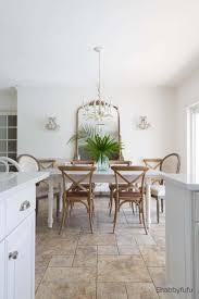Modern Coastal Design Dining Room