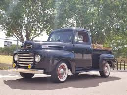 1950 Ford Pickup For Sale | ClassicCars.com | CC-1033185 Ford Celebrates 100 Years Of Trucks Authority File1950 F1 Pickup Truckjpg Wikimedia Commons 1950 For Sale Classiccarscom Cc1054756 Truck Hot Rod Rods Retro Pickup T Wallpaper Fast Lane Classic Cars Custom Adamco Motsports Hot Rod Network F3 Gateway 169den Auto Transport Red Profile View Stock Image Classics On Autotrader 1948 1949 Truck 5 Gauge Dash Cluster Shark 24000