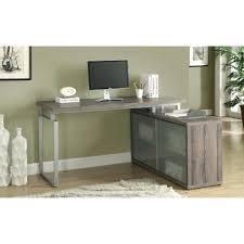 Monarch Specialties Corner Desk Brown by Desk Appealing Beech Corner Desk 120 Beech Corner Desk Desk