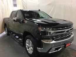 100 Trucks Plus Yakima New 2019 Chevrolet Silverado 1500 LTZ 4D Crew Cab In 132542