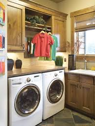 Image Of Rustic Laundry Room Decor