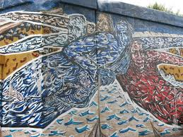 Chicano Park Murals Map by Hector Duarte Mad About The Mural