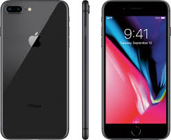 Apple iPhone 8 Plus 64GB Gray MQ8D2LL A Best Buy