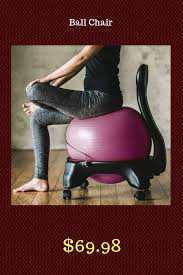 Start Taking Care Of Your Spine By Using This Ball Chair ... Weighted Yoga Ball Chair For Kids Adults Up 5 6 Tall Classic Balance Rizzoo Styling Gaiam Backless Pvc Purple Safco Home Office Meeting Gathering Zenergy Black Vinyl Neweggcom Amazoncom Fdp Rectangle Activity School And Table Ficamesitop Page 71 24 Hour Office Chair Inexpensive Top Best Exercise Balls Reviews Youtube Pibbs 3447 Cosmo Threading Hot Item Half Armrest Leather Fabric Parts Swivel Base
