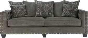 Cindy Crawford Denim Sofa by Cindy Crawford Home Sidney Road Gray Sofa Sofas Gray Floral
