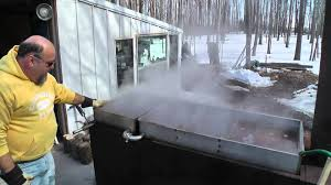 Unique Maple Sap To Syrup Evaporator - YouTube How To Build A Beginners Maple Syrup Evapator Wildindianacom Bascoms Little Creek Farm File Cabinet Upgrade Make Gardenfork To Ii Boiling Filtering Canning Color The Sapator Homemade In Action Backyard Gardener Sugaring Vermont July 13 2016 Part 2 Makeshift And Bottling Build A Temporary Evapator For Boiling Down Your Maple Sap Boil Youtube Making Your Into Building Own