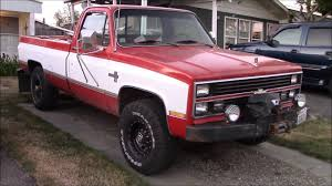 Vehicle Update 3 Of 5 1984 Chevrolet K20 Silverado - YouTube 1984 Chevrolet Silverado Hot Rod Network Truck 84ch4619c Desert Valley Auto Parts Vintage Motorcars 7891704f0608fc Low Res For Chevy M1008 Cucv D30 4x4 Military 39000 Original Miles Rm Sothebys C10 Shortbed Auburn Fall 2012 K10 Ideal Classic Cars Llc 278 Tpa Youtube Ck For Sale Near Cadillac Michigan 49601 Pickup Truck Item A6564 Sol Shortbed Sale Autabuycom Scottsdale Coub Gifs With Sound