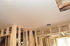 hanging drywall on ceiling tips how to install drywall with 75 pics hanging taping finishing