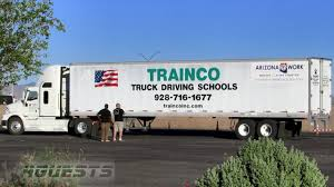 Trainco Truck Driving School In Kingman Arizona - YouTube Professional Truck Driving School Ltd Calgary Alberta Ontario Opening Hours 1005 Richmond St Schools In Yuma Az Arizona Third Party Cdl Test Starting My 76 Highboy Dt360 Friendly 9850 Tapscott Rd Private Cdl Beast Southwest Phoenix Plant Equipment About Us The History Of United States Tucson Tom S Trading Gezginturknet Zavcor Traing Academy List Of Questions To Ask A Recruiter Page 1 Ckingtruth Forum Automatic Transmission Semitruck Now Available