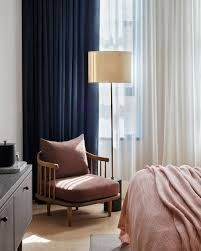 Cb2 Alpine Bed by Steal This Look A Scandi Bedroom In A Soho Hotel Remodelista