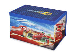 Lighting Mcqueen Toddler Bed by Cars Toy Box Delta Children U0027s Products