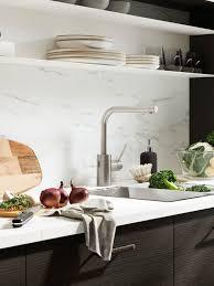 wandpaneele für küchen als spritzschutz ikea deutschland