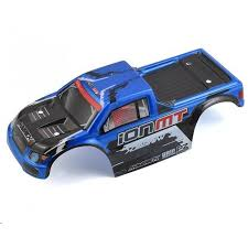 RC Dalys   ION MT Painted Monster Truck Body (Blue) By Maverick Making The Mad Max Rc Car Part 1 Building A Custom Body Shell Tested Dalys Ion Mt Painted Monster Truck Blue By Maverick Proline Racing Pro325500 Early 50s Chevy For Nitro Rampage V3 15 Scale Gasoline 4x4 Ready To Run Clear Silverado Scx10 Trail Honcho 123 Pro310701 50s Panel Traxxas Slash 4x4 Greg Adler 4 Wheel Parts Painted Decals Rc Truck Body Fits 110 T E Maxx Revo 25 18 Rc Rock Crawler Jk Jeep Wrangler Jconcepts Ford Raptor Svt 33 Jci0091 Planet Killerbody Series Carbon Fiber Graphics Printed Short How To Get Started In Hobby Pating Your Vehicles