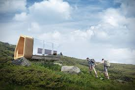 100 Mountain Architects Smart Shelter By Lusio HiConsumption