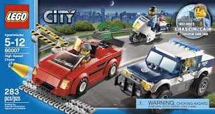 Amazon.com: LEGO City Police High Speed Chase Building Set 60007 ... Lego 3221 City Truck Complete With Itructions 1600 Mobile Command Center 60139 Police Boat 4012 Lego Itructions Bontoyscom Police 6471 Classic Legocom Us Moc Hlights Page 36 Building Brpicker Surveillance Squad 6348 2016 Fire Ladder 60107 Video Dailymotion Racing Bike Transporter 2017 Tagged Car Brickset Set Guide And