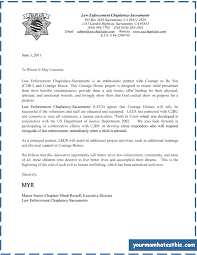 Police Chief Cover Letter Exle Superb Cowl Resume For