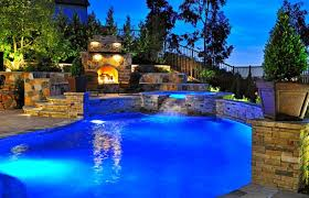 Small Backyard Decorating Ideas by Effective Pool Designs For Small Space To Be The Enjoyable Area