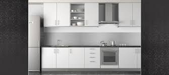 cuisine alu crédence aluminium crédence cuisine crédence sur mesure décoration