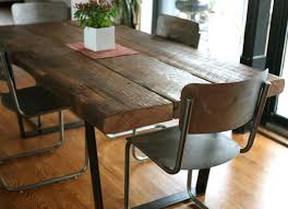 Farmhouse Counter Height Table Reclaimed Wood Bar Rustic Dining Sets