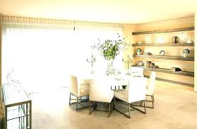 Diy Dining Room Shelves Floating Build Built In