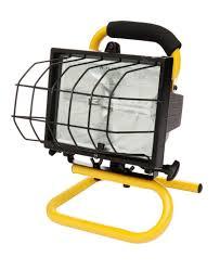 Halogen Floor Lamps 500w by Halogen To Led Work Light Conversion 4 Steps