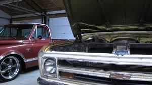 1968 Chevy C10 350 With Vortec Heads - YouTube