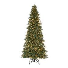 8ft Christmas Tree Sale by Home Accents Holiday 10 Ft Pre Lit Led Meadow Quick Set