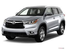 2014 Toyota Highlander Captains Chairs by 2015 Toyota Highlander Prices Reviews And Pictures U S News