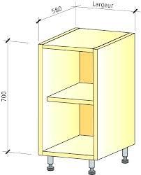 caisson de cuisine bas caisson de cuisine finest cool caisson meuble cuisine sans porte