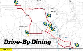 Drive-By Dining: Rating L.A. Food-Truck Eats | Feature | Car And Driver Food Trucks Are Out After Bar Close In Minneapolis But Only For The La Trucks Map Ludo Truck Clicktourinfo Location The Columbus Festival Isometric Brussels On Behance Maps Not A New Idea Talk Searching Rodeo Dtown Christiansburg Inc Worlds Best Tour Popular Austin Pearltrees Vancouver Halloween Parade Expo Oct 0407 2018 Street Eats Hungrywoolf Bg Cartel