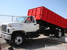 100 Kodiak Trucks Chevrolet 1995 Farm Grain Heavy Duty For Sale USFarmercom