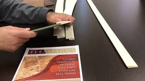 Flexible Transition Strip For Laminate Flooring by When To Use A Reducer Molding Youtube